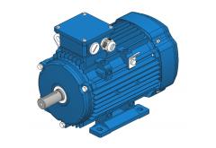 Drehstrommotor, 4-polig, 1440 1/min, 4,00 kW