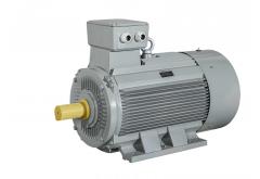 Drehstrommotor, 6/4-polig, 980 / 1470 1/min, 6,20 / 18,50kW