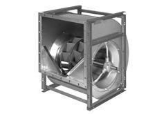 Nicotra-Gebhardt Ventilator, Typ: RZR 15-0710